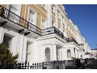 UNFURNISHED TWO BEDROOM FLAT, SUSSEX SQAURE