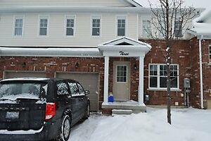 Lovely newer build 3 Bedroom Town Home