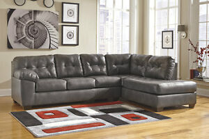 BRAND NEW MODERN LEATHER SECTIONAL ONLY $1198 LOWEST PRICE