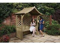 Garden Arbour - New!