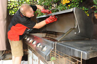 BBQ cleaning service