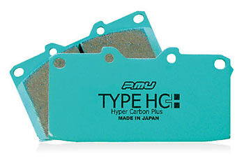 PROJECT MU TYPE HC+ FOR  Legacy (Liberty) Wagon BG5 (EJ20H) F911 Front