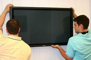 LED, LCD & Plasma, TV WALL MOUNT INSTALLATION