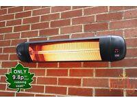 Patio Heater 2kW x6