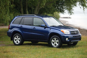2001 to 2005 Toyota RAV4 wanted for parts