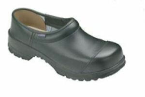 SIKA Steel Toe Birchwood Comfort Clog with Closed Back