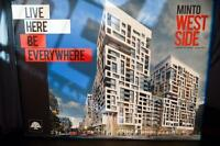 Minto westside condos at Bathurst and Front,Great price