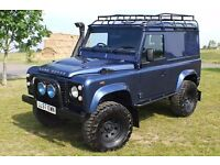 PRICE REDUCED TO SELL.....Amazing Land Rover Defender 90 with Nene Overland Expedition spec.