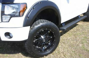 LUND - Extensions d'ailes avec rivets Ford F150 - 2009-2014