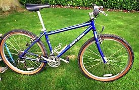 Cross Mountain Bike - Great Spec - Like New