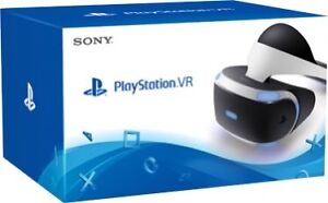 PS VR + EXTRA INCLUDED ALMOST NEW SUPER DEAL