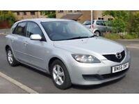 Mazda 2007 1.6 petrol 3ts 12 month mot fully serviced good runner cheap car offers welcome comeveiw