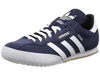Adidas Originals Mens Samba Super Suede Trainers