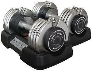 Adjustable Dumbbells Ebay