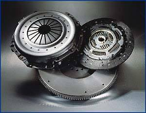 New Luk Dual Mass to Solid Flywheel Conversion Kit: 1994-98 7.3L Ford F250, F350