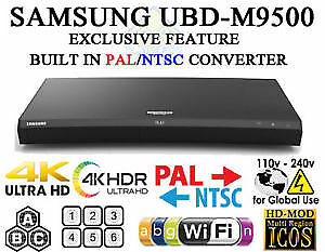 SAMSUNG BLUERAY PLAYERS UBD-M8500/UBD-M9500 ON SALE NOW!