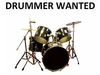 Drummer wanted for rock cover band