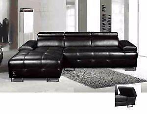 LOWEST DEALS ON SECTIONAL SOFA!!! STORAGE AND ADJUSTABLE HEAD REST COUCH SALE!