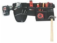 Forge Steel Tool Belt with Holster & Pouch