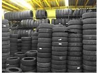 PARTWORN TYRES AVAILABLE