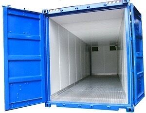 Self storage shipping container storage rental shipping container