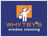 Window Cleaning Position