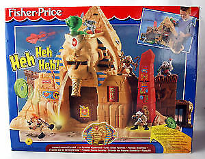 Fisher Price Pyramid / Castle