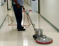 FLOOR STRIP AND WAX IN ANY FACILITY