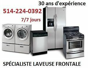 REPARATIONS CUISINIERES FOUR 514 224-0392 OVEN STOVE REPAIRS