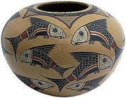 Fish Pottery