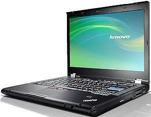 SOLDE ENTRÉE: LENOVO Thinkpad T410 Core i5 - Mem 4Go - 160Go
