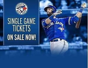 Toronto Blue Jays Tickets Section 229L Row 6 Seats 103 & 104