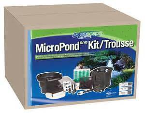 Micropond complete kit new in box. Model # 99764
