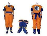 Son Goku Kostüm