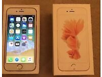 Iphone 6s EE boxed like brand new 16gb