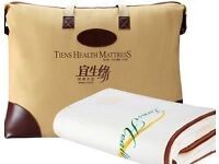 HEALTH MATTRESS; it can help to relieve fatigue and improve length and quality of sleep