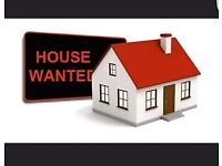 WANTED 2 Bedroom house