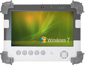 """Half Price for 10.4"""" Windows 7 Touch Screen Rugged Tablet"""