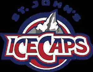 Ice Caps Dec 10 Great price on a pair of tickets