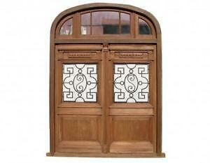 double front entry door