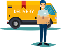 Delivery person wanted