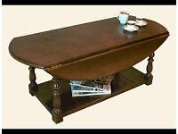 Coffee Table - Oak (Batheaston)
