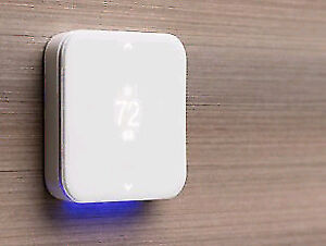 2 Vivint smart thermostats + 2 Relay