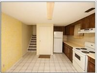 Basement Appt.@ Williams Pkway/kennedy Brampton