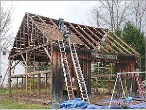 Wanted: Barnboard Wanted - Will Pay for Your Old Buildings