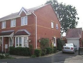 DOUBLE BEDROOM IN 3 BED PROPERTY
