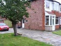3 BEDROOM SEMI-DETACHED - IDEAL FAMILY HOME - STRETFORD, MANCHESTER