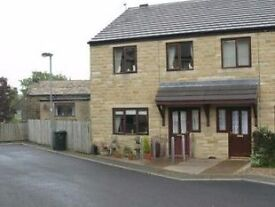 3 bedroom semi detached high quality house for rent in quiet part of Haworth with off road parking