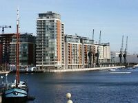 Luxury ONE BEDROOM Apartment | Royal Docks E16 - London | With free gym and sauna
