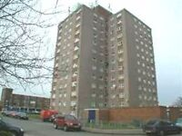 TOP FLOOR apartment offers SPACIOUS ACCOMMODATION including 2 double bedrooms